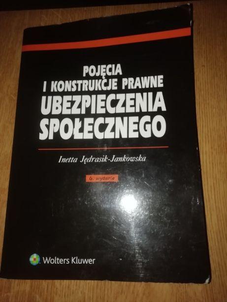 Pojęcia i konstrukcje prawne ubezpieczenia społecznego I. J-Jankowska