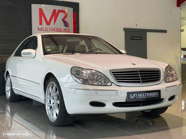 Mercedes-Benz S 400 CDi Longo