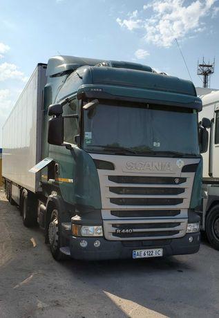 Тягач Scania R 440 2013