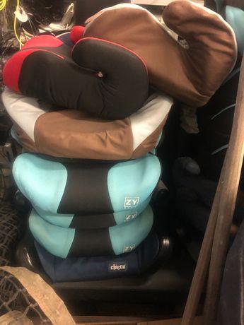 Cadeira / banco de bebe auto chicco