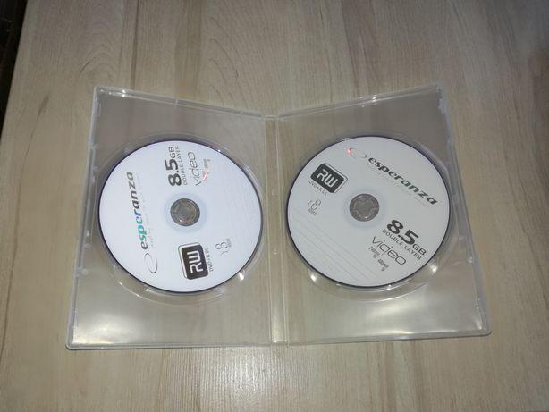 Płyty dvd +R DL 8,5 gb
