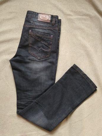 Джинсы мужские подросток брюки штаны