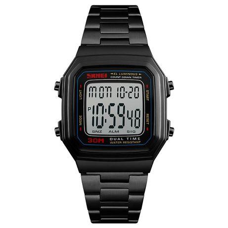 Часы Skmei 1337BOXBK Black BOX