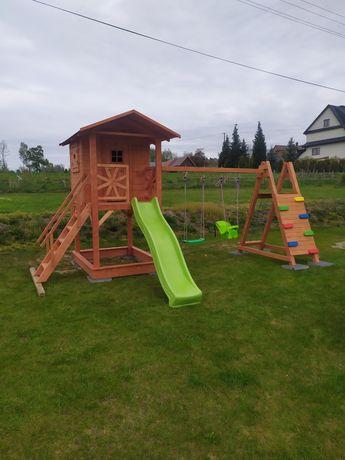 Domek dla dzieci, plac zabaw XXL