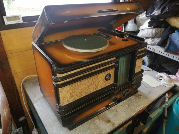 Radio - gramofon