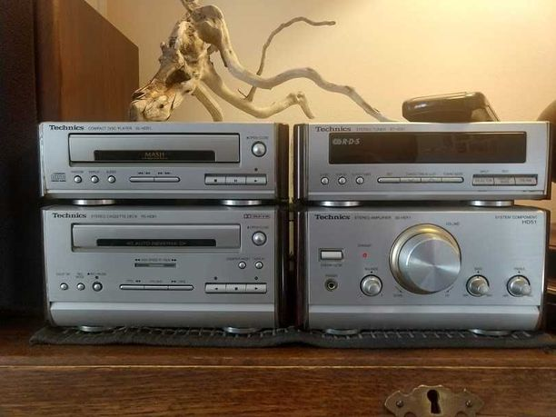 Wieża stereo Technics SL-HD51