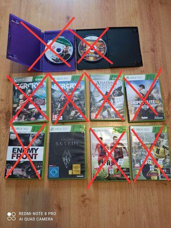 Gry Xbox 360, zamienię