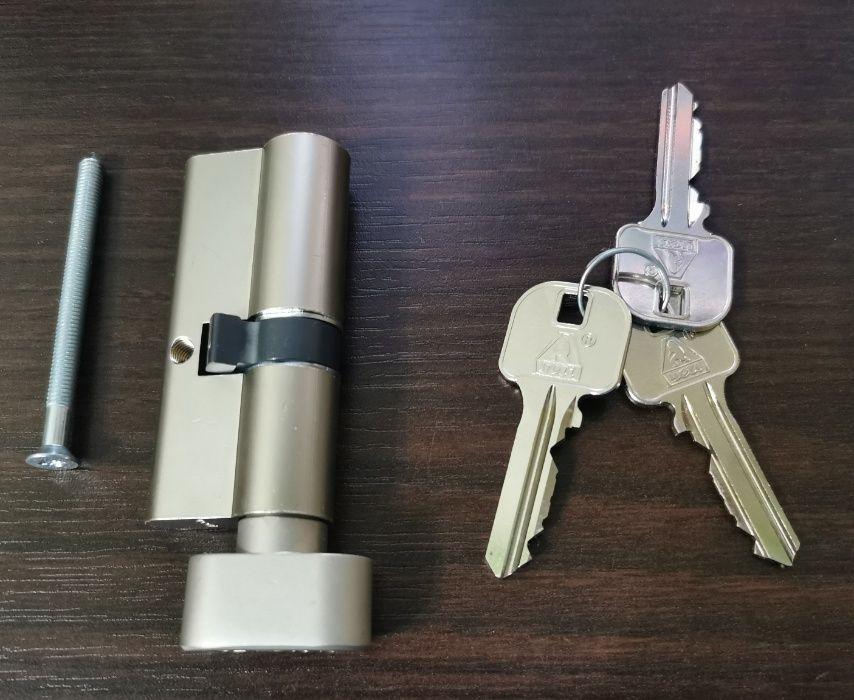 Wkładka do zamka NOWA + 3 klucze Siedlec - image 1
