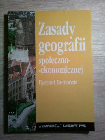 Zasady geografii społeczno-ekonomicznej
