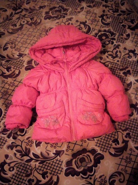 Зимова курточка Горопаи - изображение 1
