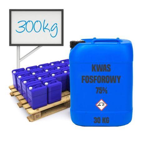 Kwas fosforowy, 75% techniczny 300 kg - Wysyłka cała Polska