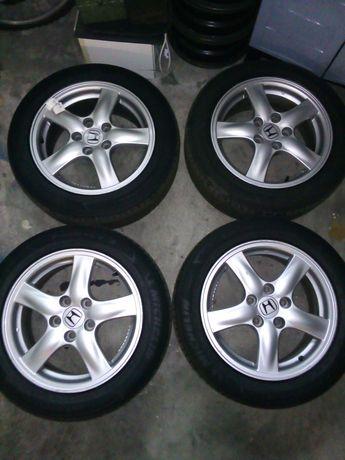 Jantes e pneus Honda Accord 16