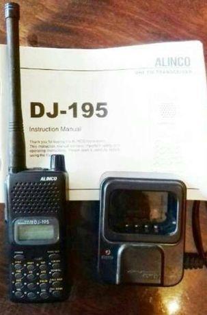 Радиостанция Alinco DJ-195