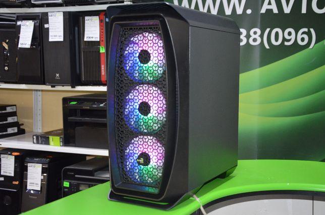 Игровой ПК Ryzen 7 2700X / 32 RAM / RTX 2080 / SSD 240 + 2 TB HDD