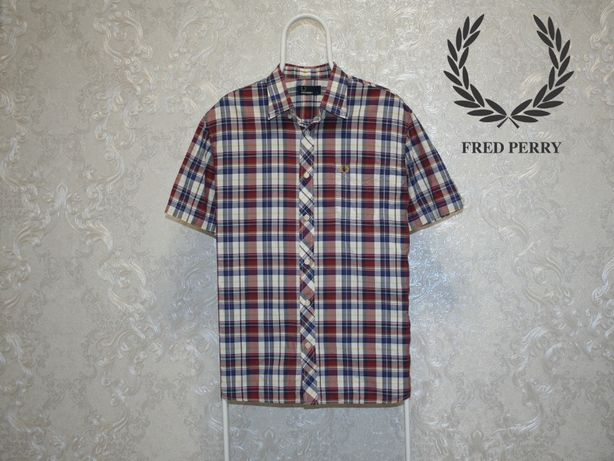 Тенниска Fred Perry (шведка \ рубашка Fred Perry )