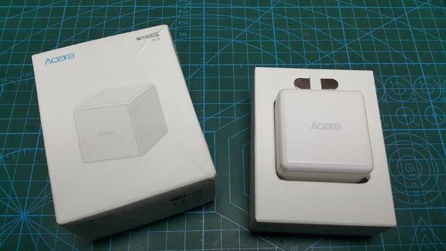 Aqara Xiaomi Magic Cube – kostka, przełącznik, smart, HomeAssistant
