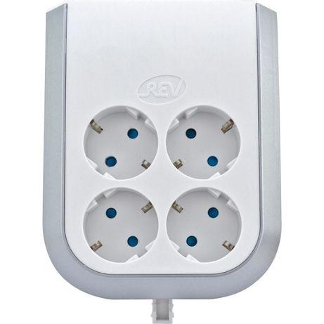 Adapter 4x wtyczka z uziemieniem MultiPower