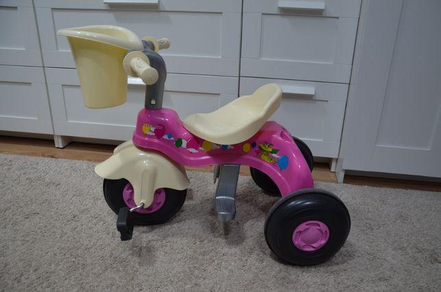 Rowerek trójkołowy dla dziecka