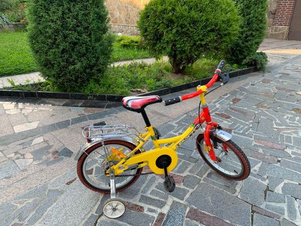 велосипед Leader Fox  bmx 16 (Чехия)