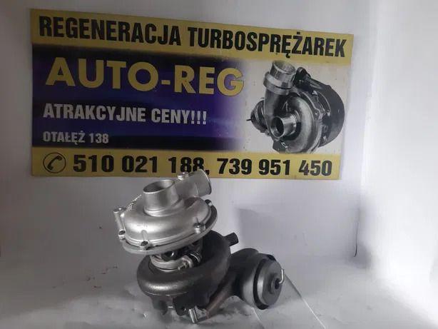 Turbina TurboSprężarka Mazda 6 2,0 CiTD 136 Km 121km