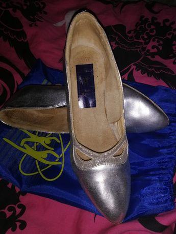 Туфли для танцев, стандарт. Для европейской программы.