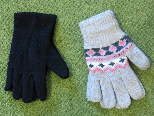 Комплект перчатки зимние