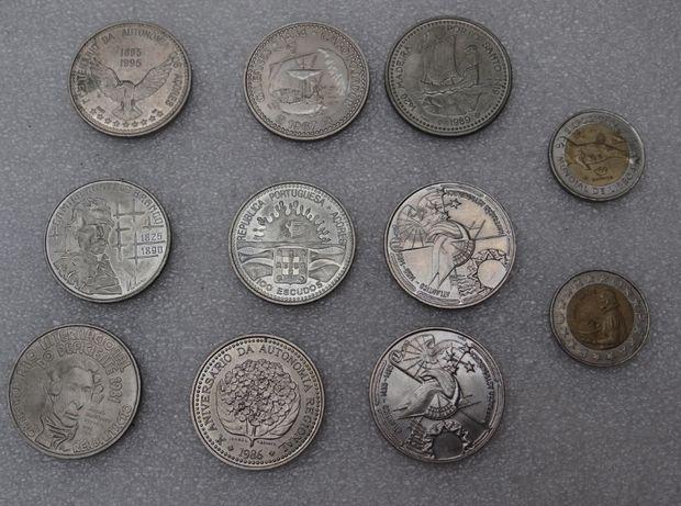 Moedas da República Portuguesa 100$00 (100 escudos)