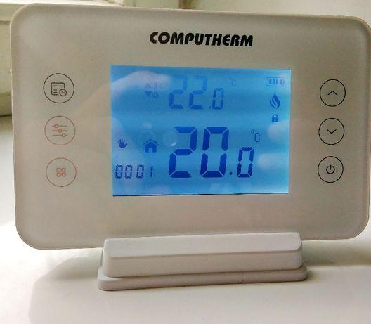 Беспроводной недельный терморегулятор COMPUTHERM T70RF