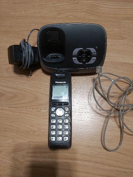 Panasonic telefon bezprzewodowy z sekretarka