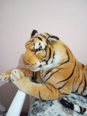 Тигр мягкая игрушка новая