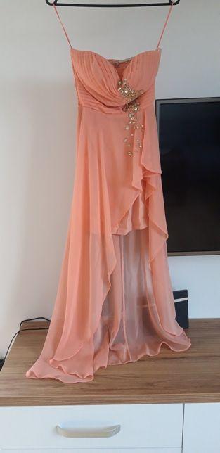 Suknia wieczorowa sukienka 34 cena do negocjacji