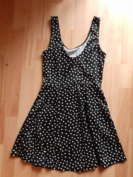 Sukienka H&M w groszki