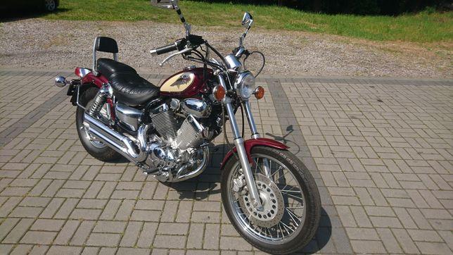 Yamaha xv 535 virago dx wersja chrom ,raty