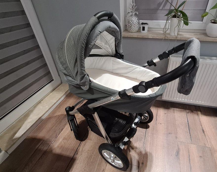 Baby Design - mega wygodny wózek 2w1 - stan dobry Gdańsk - image 1