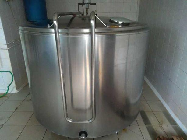 Zbiornik/schładzalnik do mleka 1650 l Alfa Laval