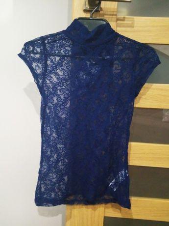 Bluzka koronkowa Zara rozm XS s m