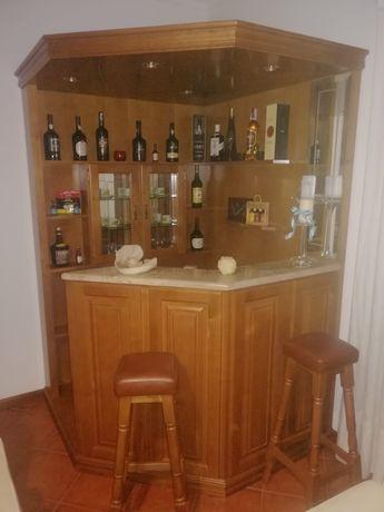 Bar de sala como novo