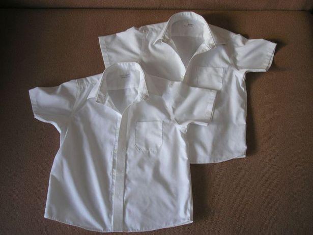 Рубашка школьная Marks&Spencer на 6лет оригинал!