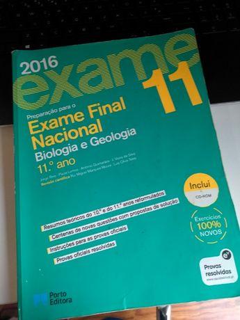 Preparação Exame Biologia/Geologia - Porto Editora