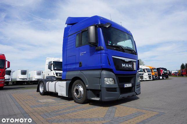 Man Tgx 18.480 Lls-U Automat Intarder Navi  651 000 Km  2015  Low