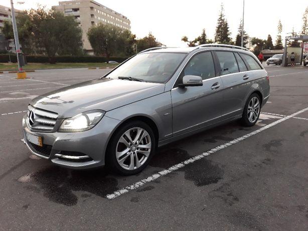 Mercedes C220 170cv