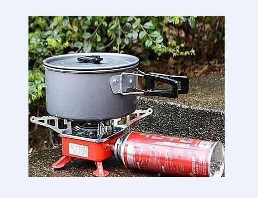 Портативная газовая горелка кovar