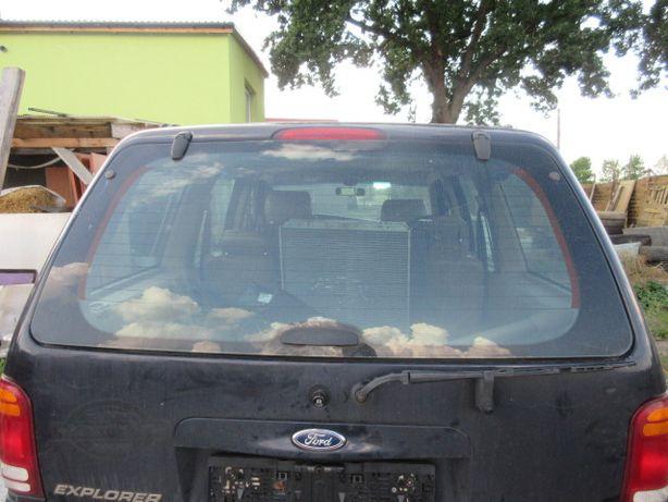 Ford Explorer 2 szyba klapy