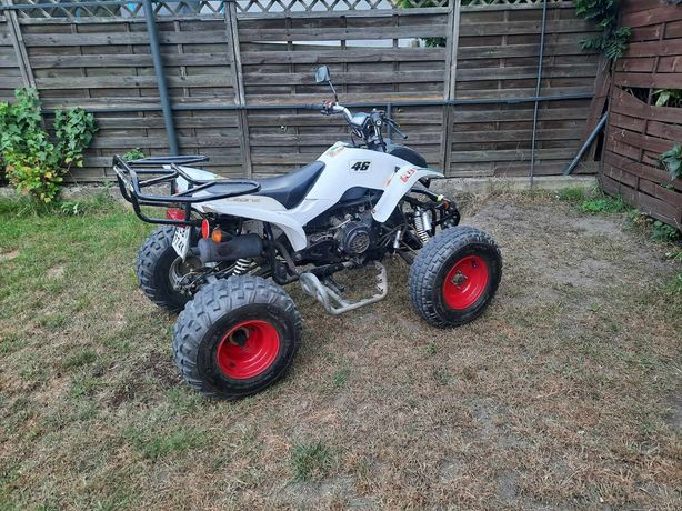 Quad ATV / Shineray / przegląd / OC