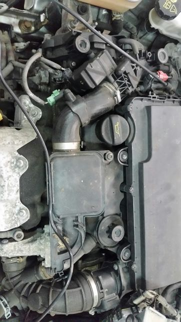 Silnik 1.4 tdci Ford Fiesta mk7
