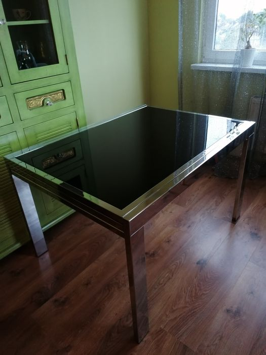 Stół do jadalni szklany Lubin - image 1
