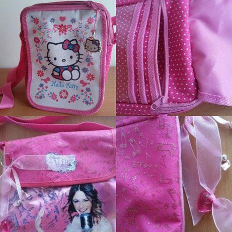 NOVAS | Malas Menina | Hello Kitty e Violetta da Disney
