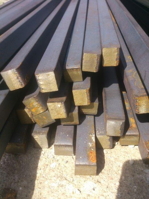 20x20mm S235 Pręt Kwadratowy L6m Durostal Lubicz Dolny - image 1