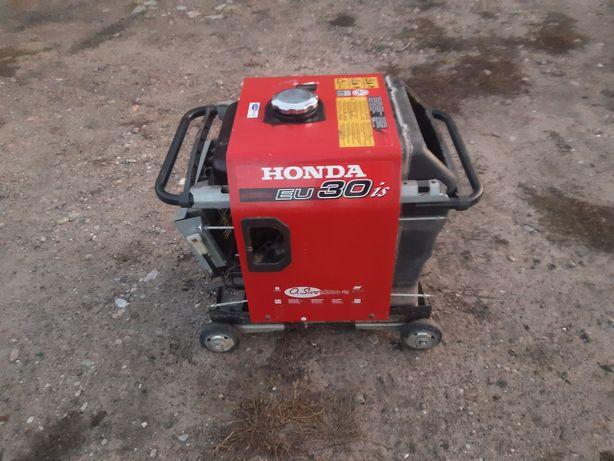 Agregat prądotwórczy HONDA EU30is Inwentorowy ( do przeglądu )