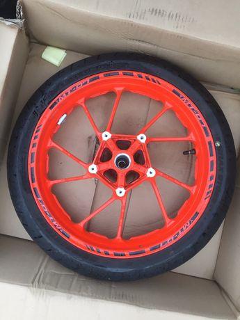 Yamaha MT-07 MT-09 felga koło przednie